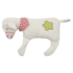 Efie Efie sheep Dinkelkissen white KbA