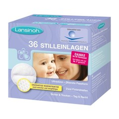 Lansinoh Lansinoh Disposable Nursing Pads 36 Pieces