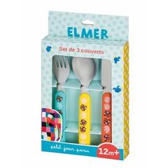 Petit Jour Paris Petit Jour Elmer Cutlery colorful