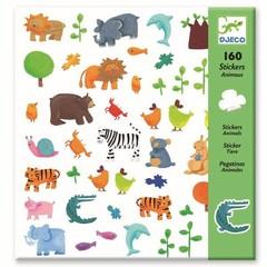 Djeco Djeco Stickers dieren