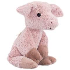 Kallisto Kallisto snoezig varken Knuffel grote roze Bio