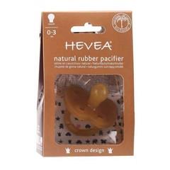 Hevea Hevea fopspenen kroon 0-3, cherry vorm