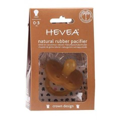 Hevea Hevea pacifiers crown 0-3, cherry shape