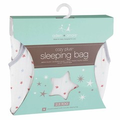 Aden + Anais Aden and Anais sleeping bag star colorful hot S 0-6 months