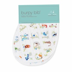 Aden + Anais Aden and Anais Burpy Bib Bib Paper Tales colorful 2er