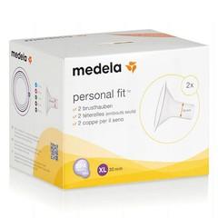 Medela Medela Personal Fit Borstschild XL, 2 stuks