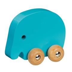 Fashy Fashy wooden animal elephant blue
