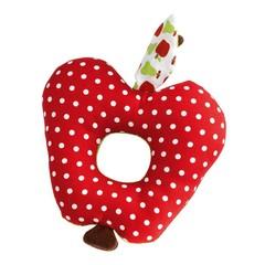 Fashy Fashy Greifling materiaal appel rode stippen