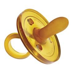 Goldi Sauger Goldi speen rubber natuurlijke vorm ovaal L