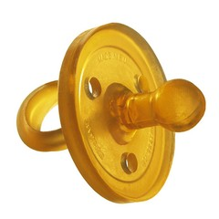 Goldi Sauger Goldi speen rubber natuurlijke vorm S