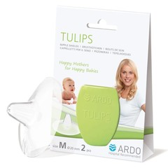 Ardo Medical Ardo Tulips nipple shield M 1 pair