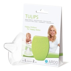 Ardo Medical Ardo Tulips nipple shield L 1 pair