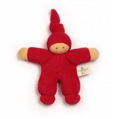 Nanchen Puppen Nanchen Puppen Pimpel Kirsch rot