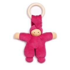 Nanchen Puppen Nanchen Puppen Pimpel Holz Ring beere