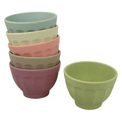 Zuperzozial Zuperzozial bowl Sweet Fortune Bowls M Dawn Colour 6 pieces