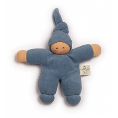 Nanchen Puppen Nanchen poppen Pimpel blauw