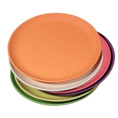 Zuperzozial Zuperzozial plate Take the Cake Rainbow 6 pieces
