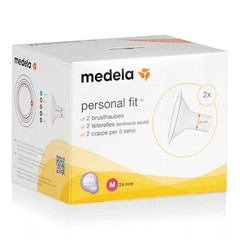 Medela Medela Personal Fit Brusthaube M, 2 Stück