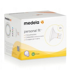 Medela Medela Personal Fit Breastshield L, 2 pieces