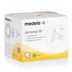 Medela Medela Personal Fit Brusthaube L, 2 Stück