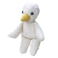 Kallisto Kallisto Kuscheltier Ente Knuffel weiß Bio