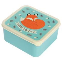 Rex International Rex Brotdose Lunchbox Rusty der Fuchs