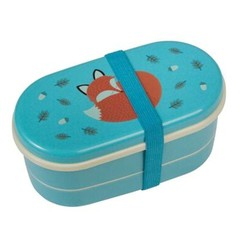 Rex International Rex Brotbox Bento Box Fuchs Rusty