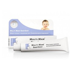Ardo Medical Multimam Babydent Zahngel 15ml
