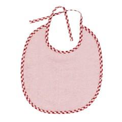 Efie Efie bibs roze kleine Vichy Borte KBA