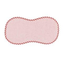 Efie Efie Spucktuch pink Vichy Borte KbA