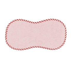 Efie Efie Spucktuch roze Vichy Borte KBA