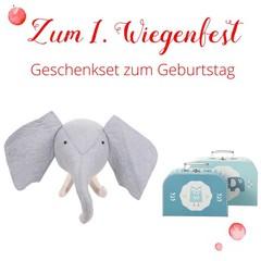 Milchwiese GmbH Geschenkset zum 1.Wiegenfest