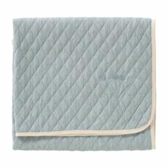 Fresk Fresk Blanket 75x100cm gewatteerde blauw