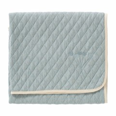 Fresk Fresk Blanket 75x100cm quilted blue