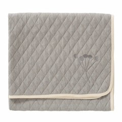 Fresk Fresk Blanket 75x100cm quilted gray