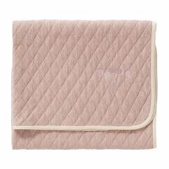 Fresk quilted Fresk Blanket 75x100cm pink