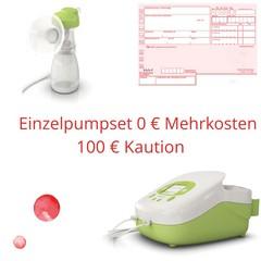 Ardo Medical Ardo Carum Milchpumpe mit Einzelpumpset (inkl.100 € Kaution)