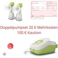 Ardo Medical Ardo Carum Milchpumpe mit Doppelpumpset mieten | 100 € Kaution
