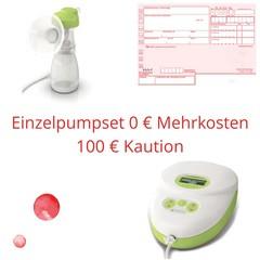 Ardo Medical Ardo Calypso Milchpumpe mit Einzelpumpset (inkl.100 € Kaution)