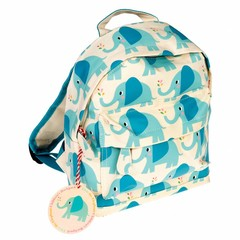 Rex International Rex Mini Rucksack blau Elefant Elvis