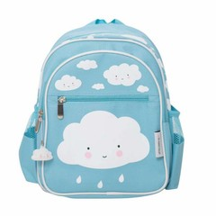 A Little Lovely Company A Little Lovely Company Rucksack Wolke Cloud blau