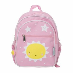 A Little Lovely Company A Little Lovely Company Rucksack Miss Sunshine rosa