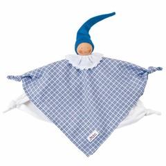 Käthe Kruse Käthe Kruse Schmusetuch Puppe Klassik blau