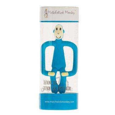 MatchStick Monkey MatchStick Monkey Zahnungshilfe Affe blau