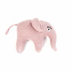 Smallstuff Smallstuff Rassel Elefant rosa gestrickt