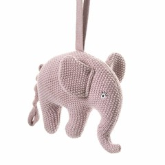 """Smallstuff Smallstuff Spieluhr Elefant rosa """"Guten Abend..."""""""