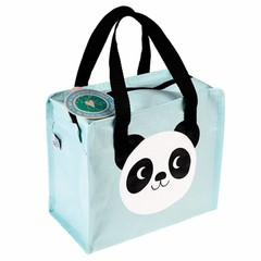 Rex International Rex Tasche Kindergarten Panda Miko blau