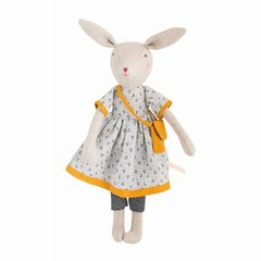 Moulin Roty Moulin Roty Kuscheltier Kaninchen Mama Rose 40cm
