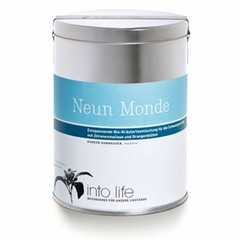 Into Life Into Leven Tee Nine Moons, 100 g