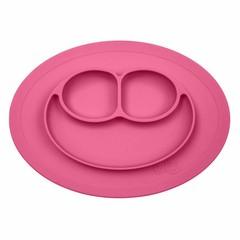 ezpz ezpz Mini Mat Silikon Platzmatte Teller pink